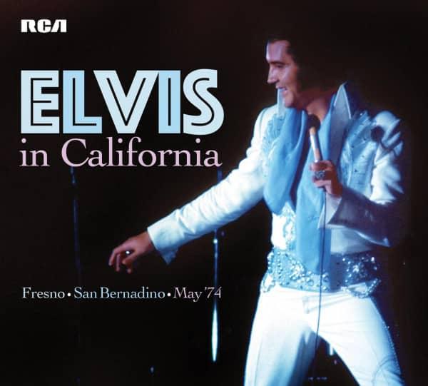 Elvis In California (2-CD)