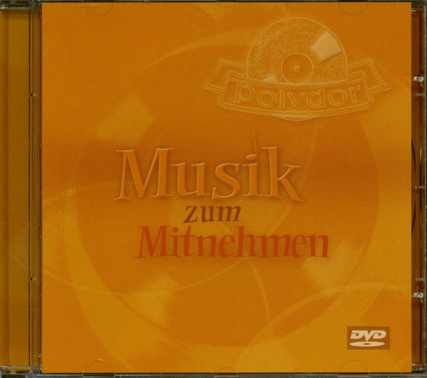Musik zum Mitnehmen (Polydor 1949) Produktion einer Schelllackplatte (DVD, Jewelcase)