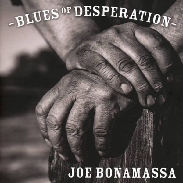 Blues Of Desperation (CD)