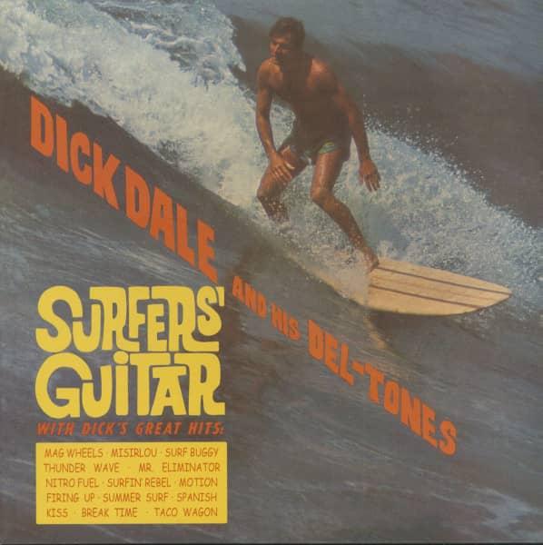 Surfer's Guitar (LP)