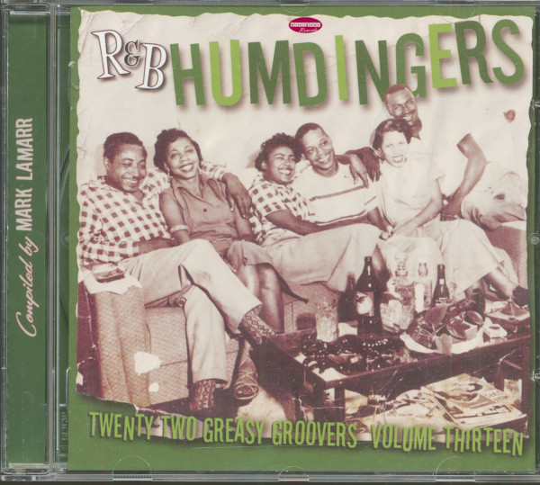 R&B Humdingers, Vol.13 (CD)