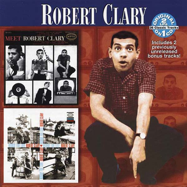Meet Robert Clary - Hooray For Love... plus