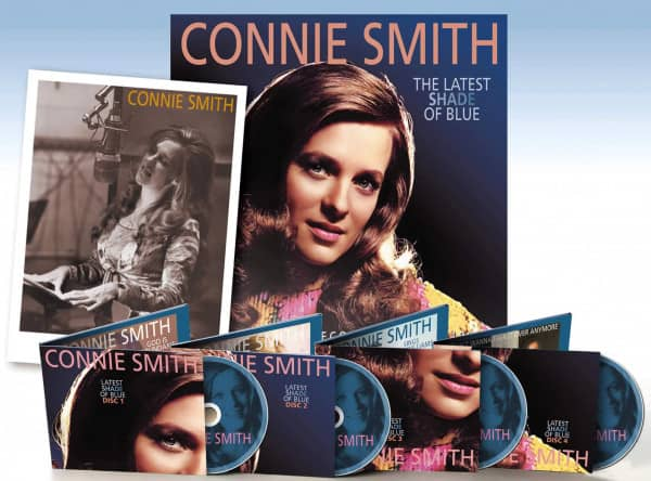 Latest Shade Of Blue - Columbia Recording 1973 - 1976 (4-CD Deluxe Box Set)