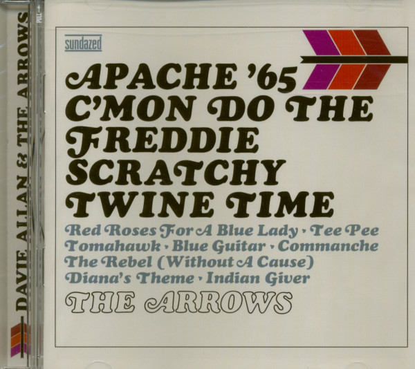 Apache '65...plus (CD)