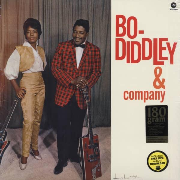 Bo Diddley & Company...plus (1962) 180g Vinyl Ltd.