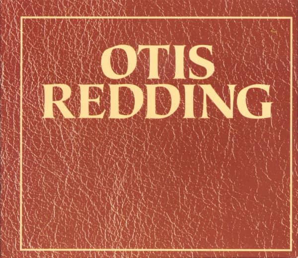 Otis Redding (3-CD Box, Ltd.)