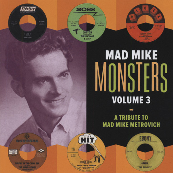 Vol.3, Mad Mike Monsters
