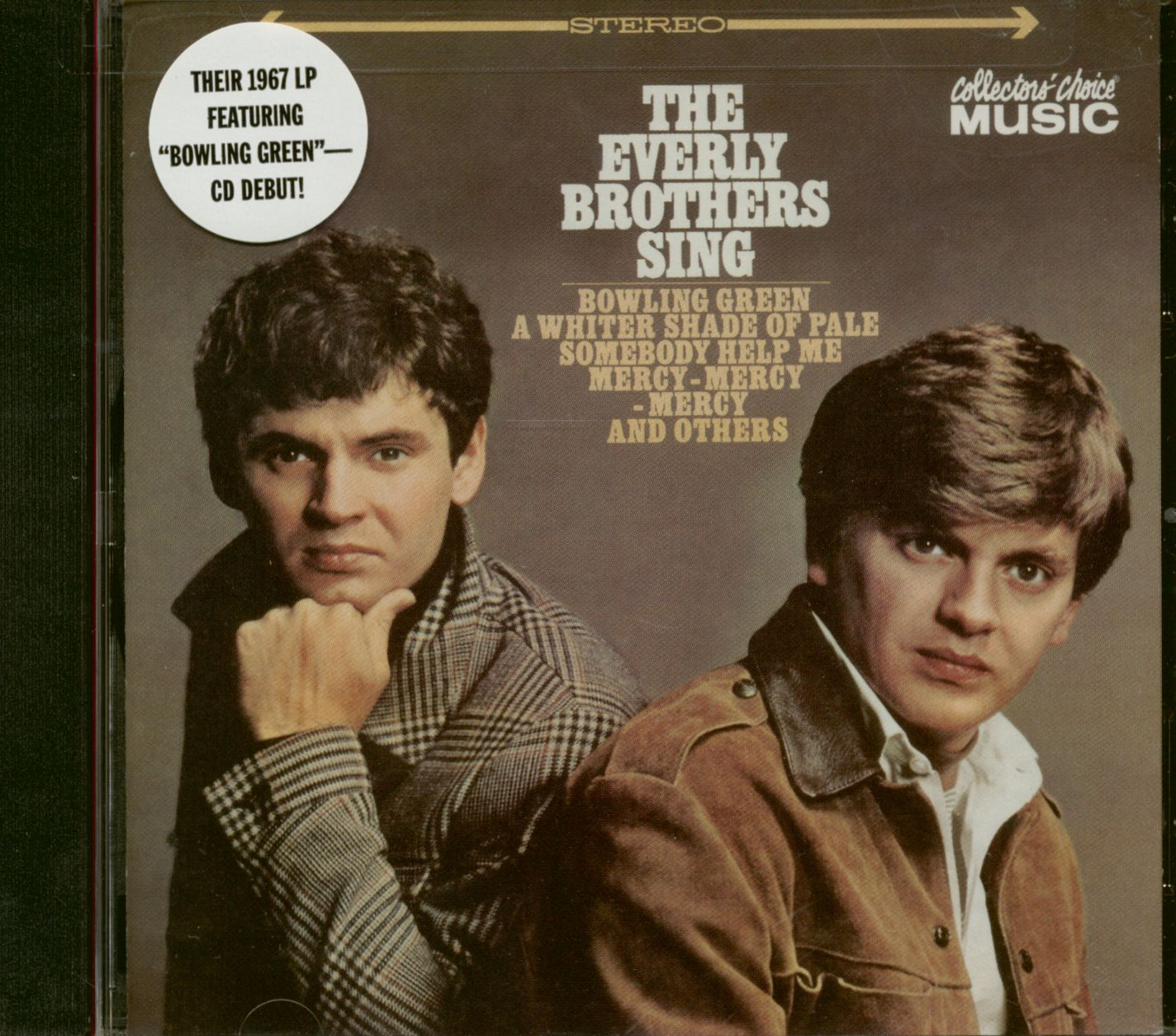The Everly Brothers Cd The Everly Brothers Sing Cd