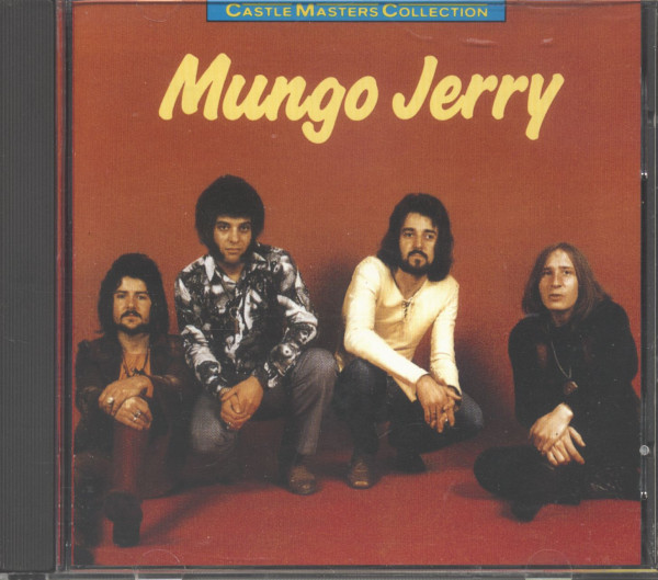 Mungo Jerry - Castle Masters Collection (CD)