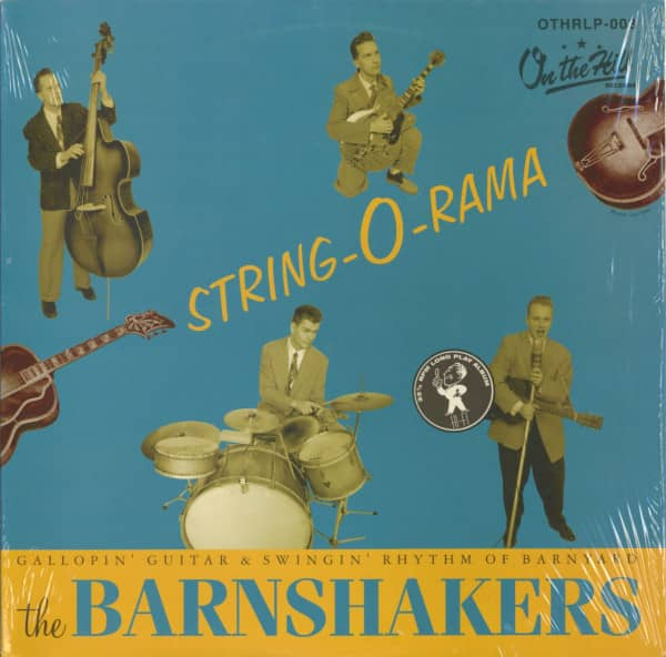 String-O-Rama (LP)