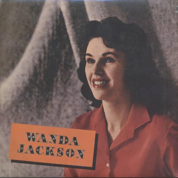Wanda Jackson (LP, 200g Vinyl)