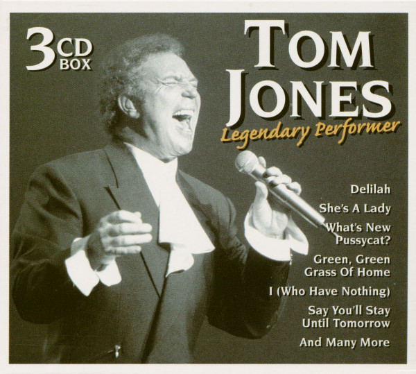 Legendary Performer (3-CD)