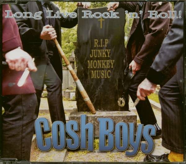Long Live Rock & Roll (CD-EP)