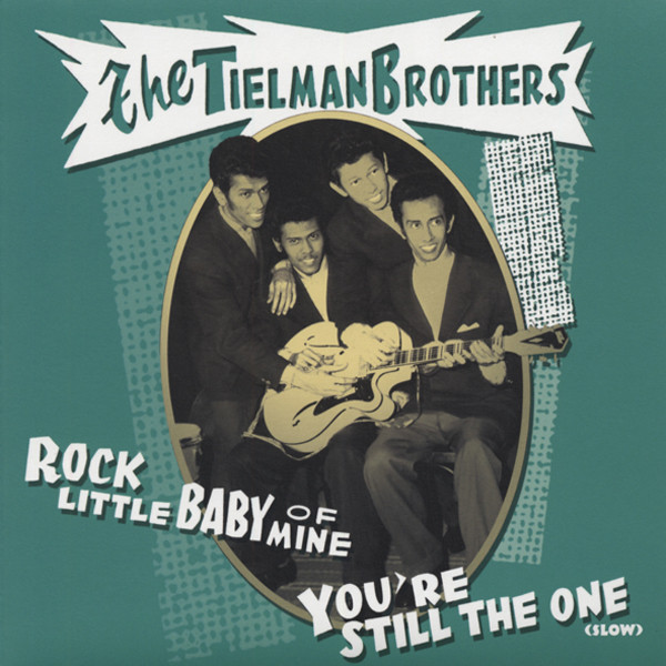 Rock Little Baby Of Mine - You're Still The One (7inch, 45rpm, PS, Ltd.)