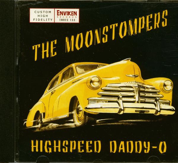 Highspeed Daddy-O (CD)