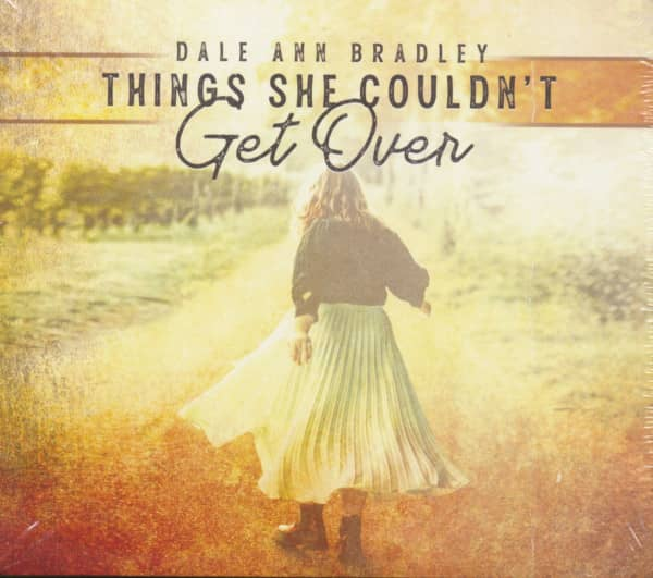 Things She Couldn't Get Over (CD)
