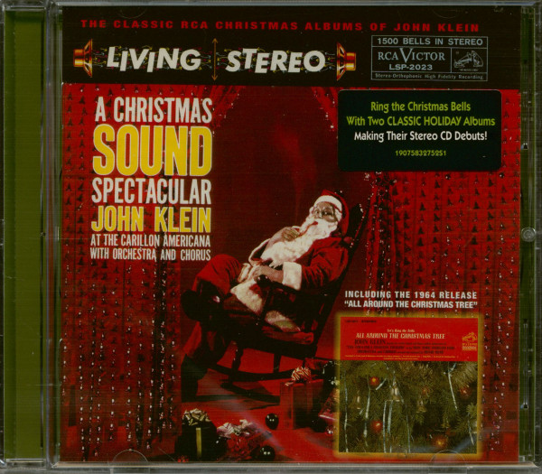 A Christmas Sound Spectacular - Let's Ring The Bells Around The Christmas Tree (CD)