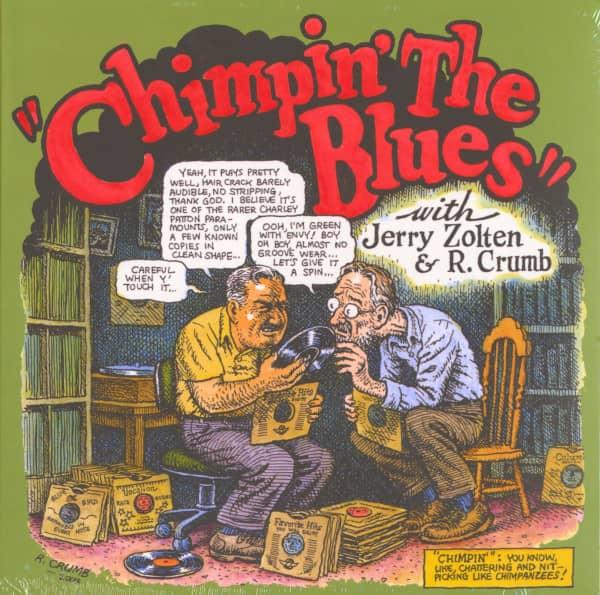 Robert Crump - Chimpin' The Blues
