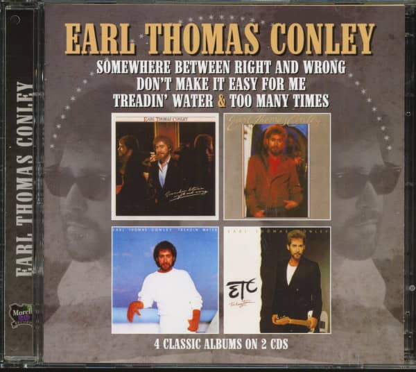 Somewhere Between Right Or Wrong - 4 Classic Albums (2-CD)