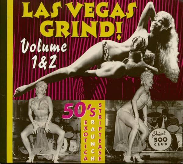 Las Vegas Grind Vol.1&ampamp;2 (CD)