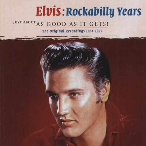 Rockabilly Years 1954-57 (2-CD)