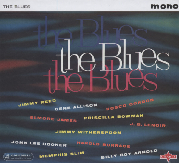 Vee-Jay Presents The Blues (2-CD)