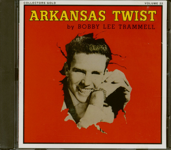 Arkansas Twist (CD)