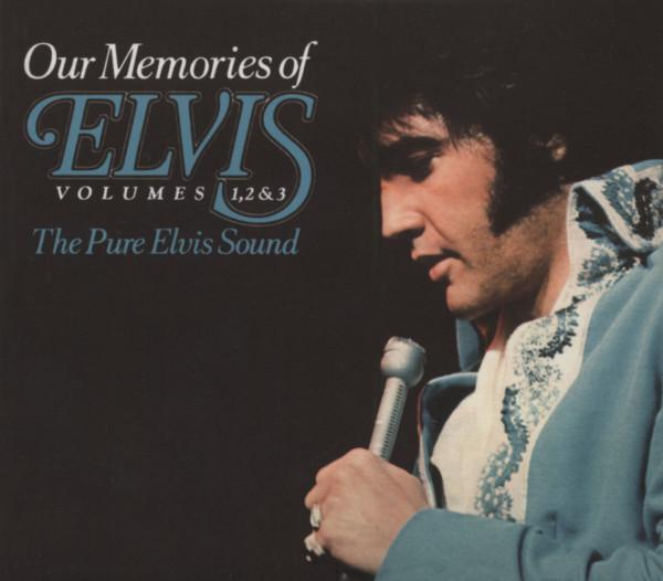 Our Memories Of...Vol.1-3 (2-CD Digipac)