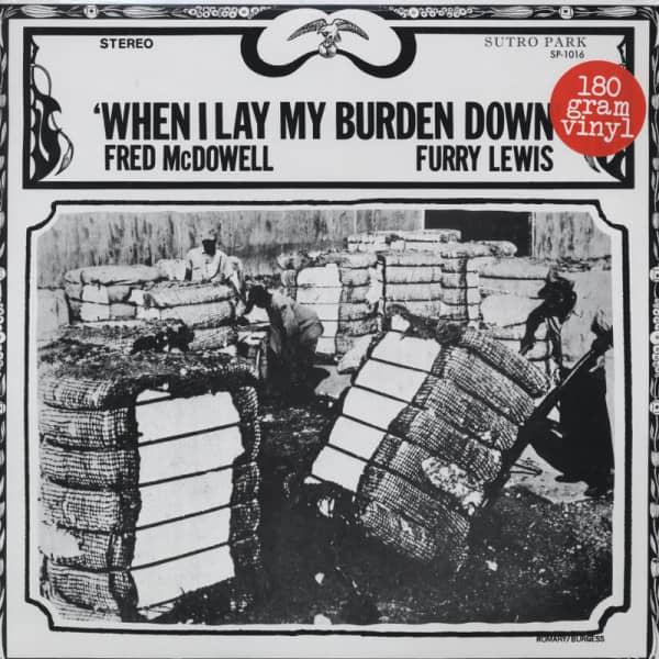 When I Lay My Burden Down