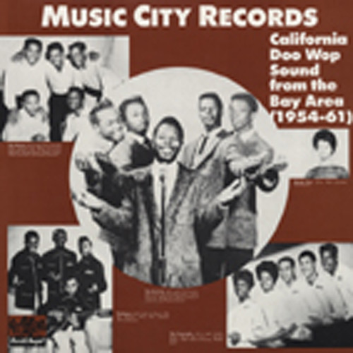 Music City Records Vol.1 (1954-61)