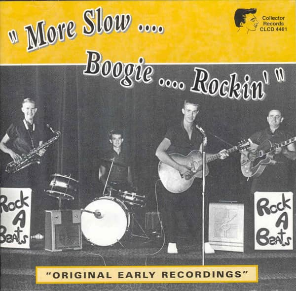 More Slow Boogie Rockin'