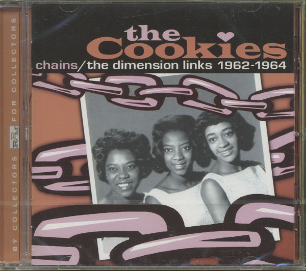 Chains - The Dimension Links 1962-64 (CD)