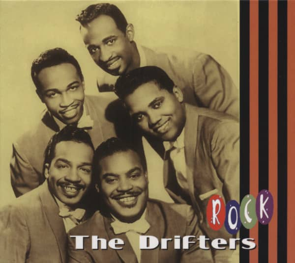 The Drifters - The Drifters Rock (CD)