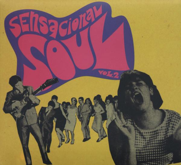 Vol.2, Sensacional Soul (2-CD)