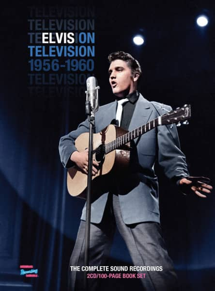 Elvis On Television 1956-1960 The Complete Soundtrack Recordings (2-CD)