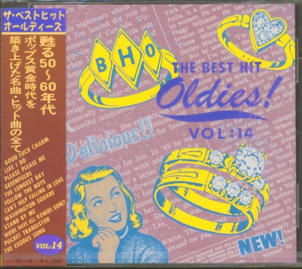 The Best Hit Oldies, Vol.14 (CD, Japan)