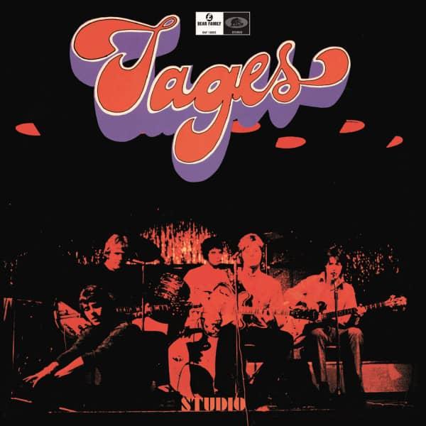 Studio (180g Vinyl & DVD)