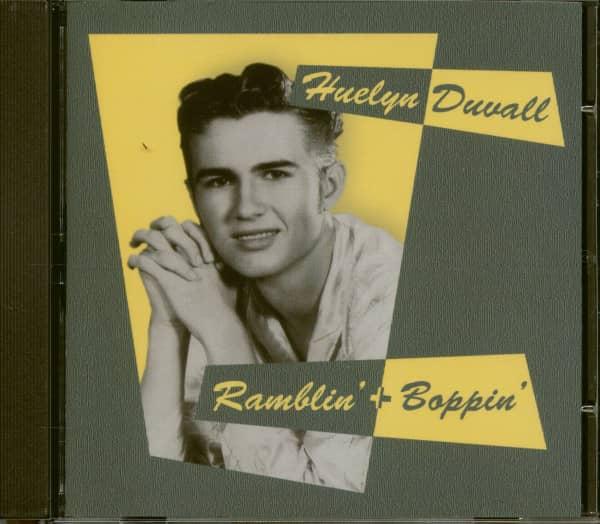 Ramblin' & Boppin' (CD)