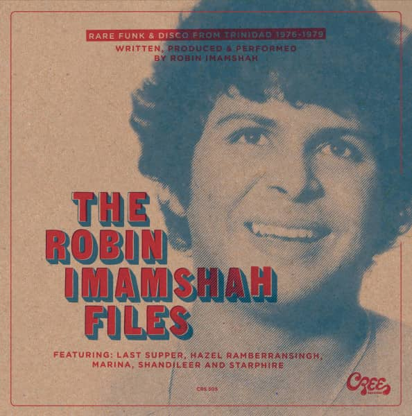 The Robin Imamshah Files (3x45rpm)