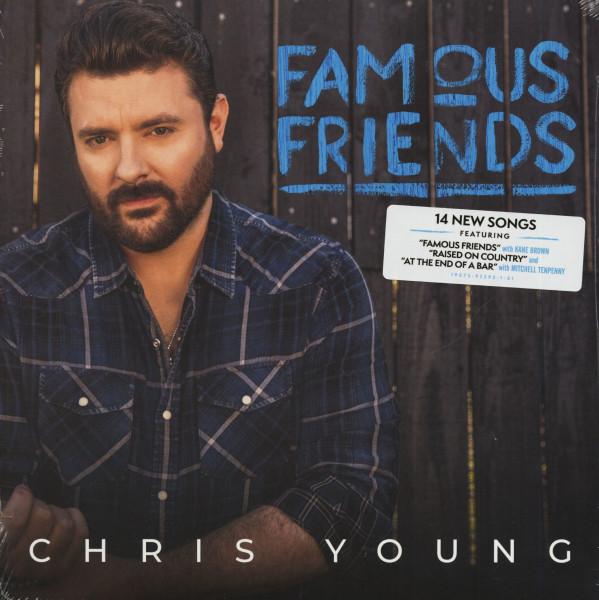 Famous Friends (LP)