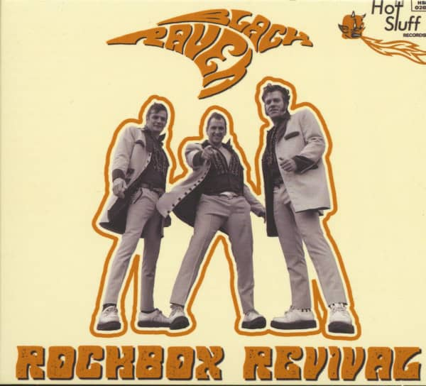Rockbox Revival (CD)