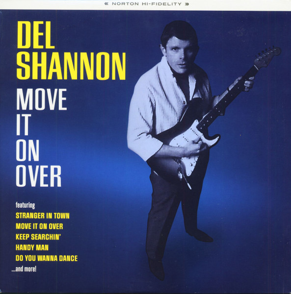 Move It On Over (LP)