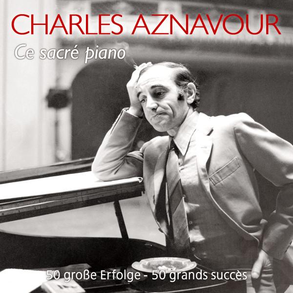 Ce Sacré Piano - 50 große Erfolge - 50 Grands Succès (2-CD)