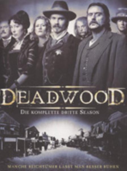 Deadwood - Season 3 (4-DVD)(2)