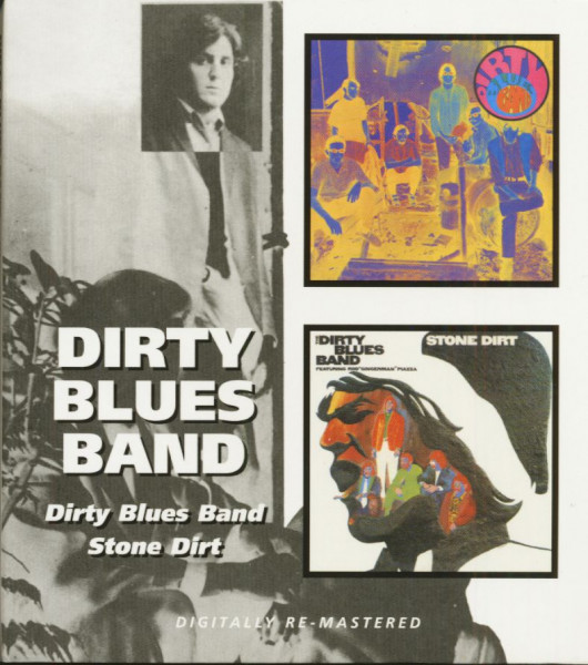 Dirty Blues Band - Stone Dirt (CD)