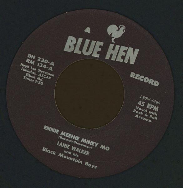 Ennie Meenie Miney Mo - No Use Knocking On My Door (7inch, 45rpm)