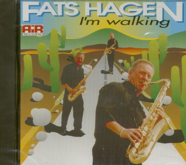 I'm Walking (CD)