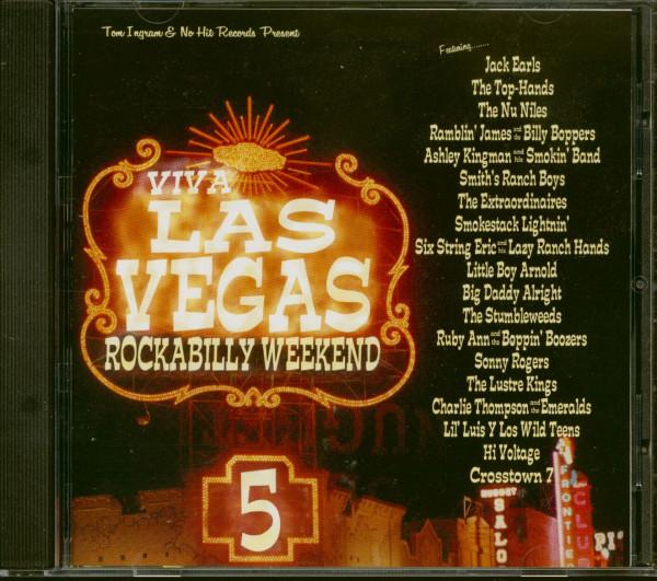 Viva Las Vegas 5 (CD)