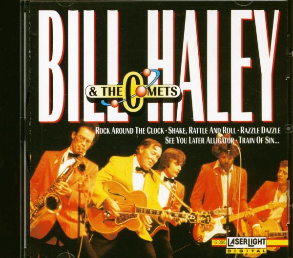 Bill Haley & The Comets (CD)