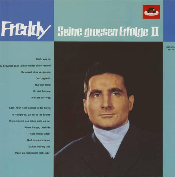 Seine grossen Erfolge II (LP)